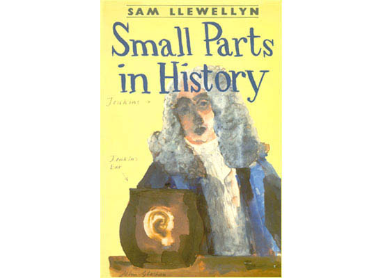 Small Parts in History illustration